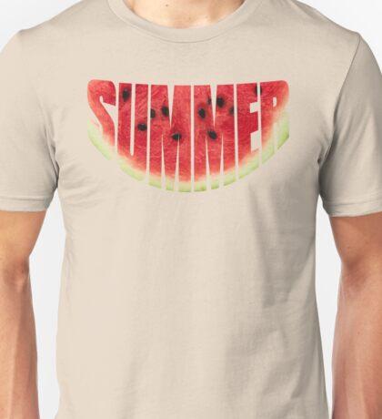 Summer Watermelon Unisex T-Shirt