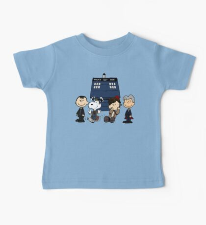The Doctor is in... Baby Tee