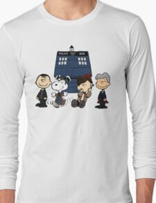 The Doctor is in... Long Sleeve T-Shirt