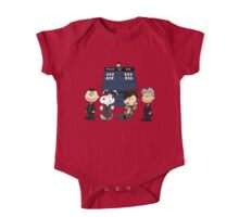 The Doctor is in... One Piece - Short Sleeve
