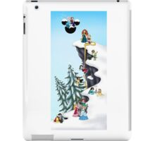 Welcome Anna and Elsa  iPad Case/Skin