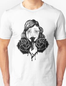 suicidegirl Unisex T-Shirt