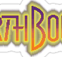 Earthbound Title Screen (Pixelated) Sticker