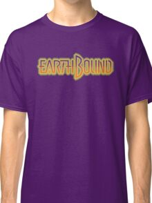 Earthbound Title Screen (Pixelated) Classic T-Shirt