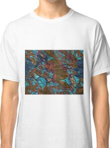 colorful texture Classic T-Shirt