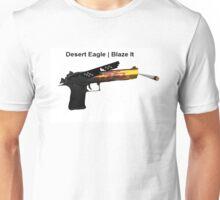 Desert Eagle | Blaze it Unisex T-Shirt
