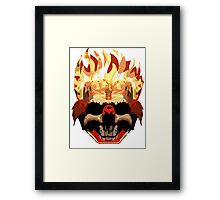 Sweet Tooth Framed Print