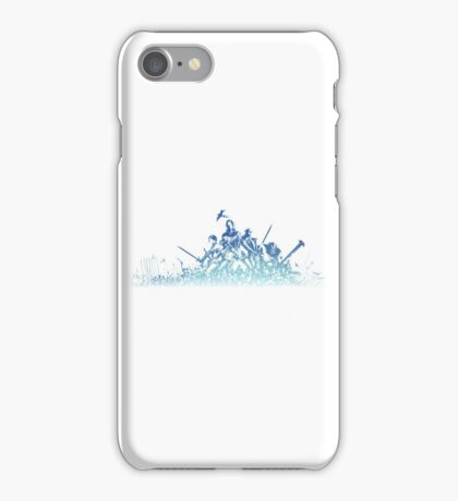 Final Fantasy 11 logo iPhone Case/Skin