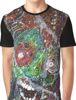 Fear Equals Rage Graphic T-Shirt