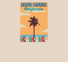Santa Monica - California.  Unisex T-Shirt