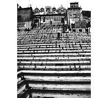 Kedar Ghat, Varanasi Photographic Print