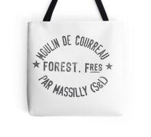 French Flour Sack Pillow Tote Bag