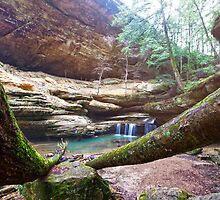 Old Mans Cave by Carrie Patterson