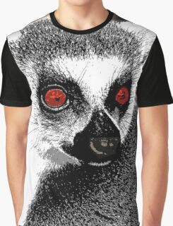 LEMUR-3A Graphic T-Shirt