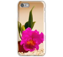 Pink Orchid 2 iPhone Case/Skin