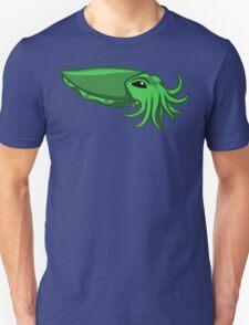Green Cuttlefish T-Shirt