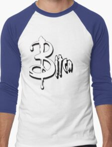 A BITCA? Buffy when she was bad Men's Baseball ¾ T-Shirt