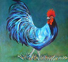 The Magic Rooster by Jacqueline Eden