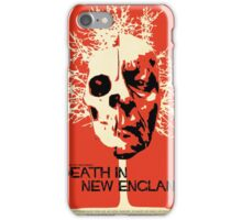Death In New England iPhone Case/Skin