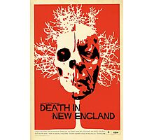 Death In New England Photographic Print