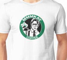 MMMKAY Lumbergh Coffee Unisex T-Shirt