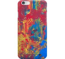 wet explosion iPhone Case/Skin