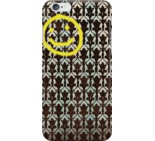 Sherlock's Wall iPhone Case/Skin