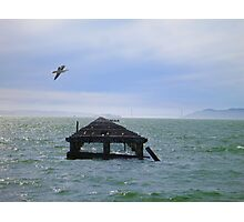 Berkeley Pier Photographic Print