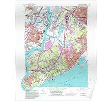 New York NY Arthur Kill 136698 1966 24000 Poster