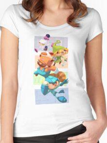 Megabomberbroszelda Women's Fitted Scoop T-Shirt