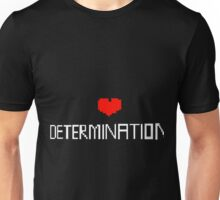 Undertale Determination Unisex T-Shirt