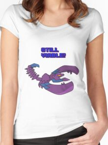 Skarner is still Viable Women's Fitted Scoop T-Shirt