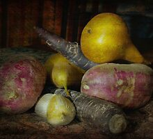 Autumn Harvest by Clare Colins