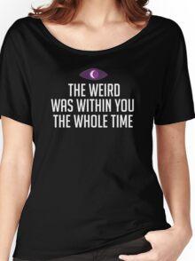 Weird Within 2 Women's Relaxed Fit T-Shirt