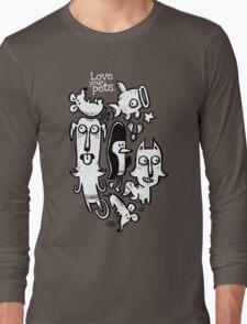 Love Your Pets T-Shirt