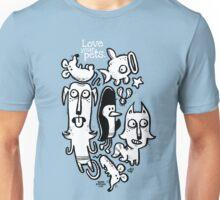 Love Your Pets Unisex T-Shirt