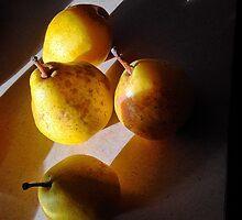 pears a glow!! by evon ski