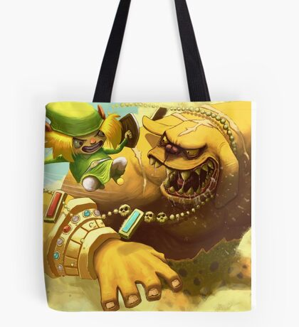 Zelda Tote Bag