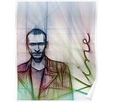 The Ninth Doctor, Doctor Who Chris Eccleston  Poster