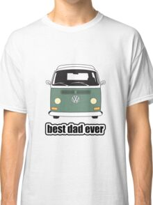 Best Dad Ever Green Early Bay Classic T-Shirt