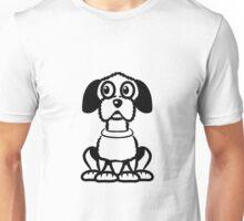 funny sweet lure dog Unisex T-Shirt