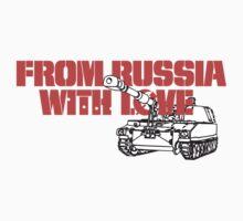 russia Kids Tee