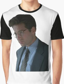 Fox Mulder - The X-Files Graphic T-Shirt