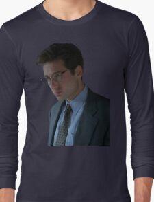Fox Mulder - The X-Files Long Sleeve T-Shirt