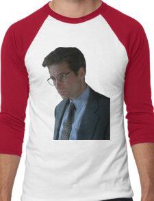 Fox Mulder - The X-Files Men's Baseball ¾ T-Shirt
