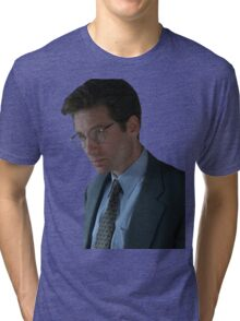 Fox Mulder - The X-Files Tri-blend T-Shirt