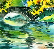 Floods R by Anil Nene