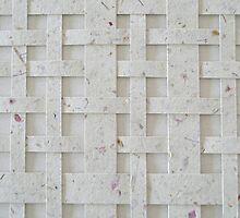 Handmade Recycled Paper by foxhill