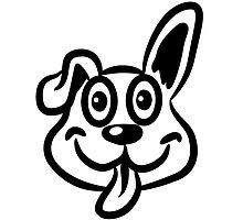dog funny cute naughty by Motiv-Lady