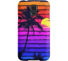 Sunset Samsung Galaxy Case/Skin